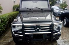 Sharp used black 2015 Mercedes-Benz AMG suv car at attractive price