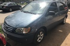 Toyota Sienna 2002 Automatic Petrol for sale