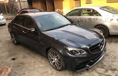 Well maintained 2014 Mercedes-Benz E63 automatic for sale