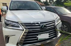 Sell used 2016 Lexus 570 automatic at price ₦33,750,000 in Lagos