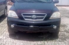Kia Sorento 2005 Petrol Automatic Black for sale