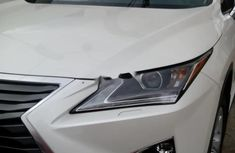 Need to sell cheap used white 2016 Lexus RX suv  automatic