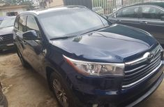 2015 Toyota Highlander for sale in Lagos