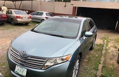 Toyota Venza 2011 Petrol Automatic Green for sale