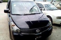 Best priced black 2008 Nissan Quest in Lagos