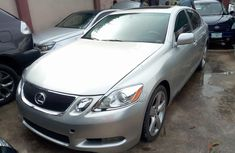 Sell well kept 2008 Lexus GS in Lagos