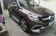 2015 Mercedes-Benz GLE at mileage 0 for sale in Lagos