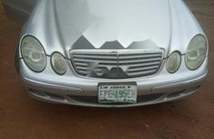 Best priced used 2005 Mercedes-Benz C320 in Lagos