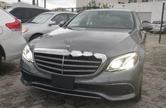 Sell used 2017 Mercedes-Benz E300 at price ₦22,500,000
