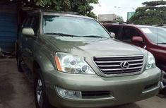 Sparkling green 2008 Lexus GX for sale