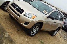Sparkling gold 2011 Toyota RAV4 for sale