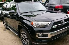 Sell cheap black 2015 Toyota 4-Runner automatic