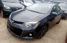 Need to sell cheap used 2016 Toyota Corolla at mileage 0 in Lagos
