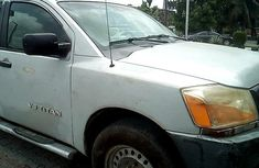 Grey 2007 Nissan Titan pickup automatic at mileage 0 for sale