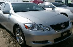 Grey 2008 Lexus GS automatic at mileage 0 for sale