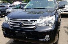 Best priced black 2012 Lexus GX suv automatic in Lagos