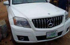 Sharp used white 2010 Mercedes-Benz GLK suv car at attractive price