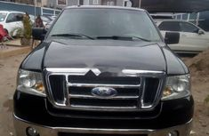 Well maintained black 2009 Ford F-150 automatic for sale in Lagos
