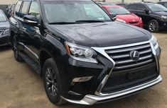 Need to sell cheap used 2018 Lexus GX at mileage 0 in Lagos