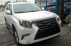 Used 2014 Lexus GX car at attractive price in Lagos