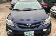 Used 2013 Toyota Corolla automatic for sale at price ₦2,600,000
