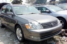 Sell high quality 2005 Toyota Avalon in Lagos