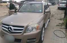 Very sharp neat gold 2010 Mercedes-Benz GLE automatic for sale