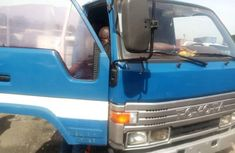 Need to sell high quality blue 1999 Toyota Dyna at price ₦3,850,000 in Lagos