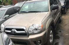 Sell well kept 2006 Toyota 4-Runner automatic