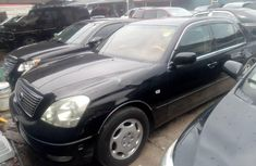 Well maintained 2004 Lexus LS for sale in Lagos