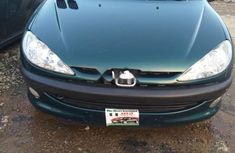 Used 2005 Peugeot 206 car at attractive price in Abuja