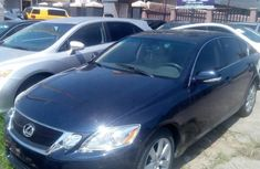 Sell well kept 2008 Lexus GS sedan automatic at mileage 0