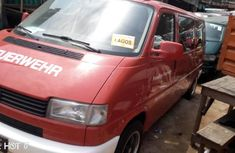 Sell well kept 2001 Volkswagen Transporter van manual in Lagos