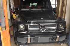 Used 2007 Mercedes-Benz G550 automatic at mileage 0 for sale in Lagos