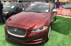 Well maintained 2013 Jaguar XJ sedan automatic for sale