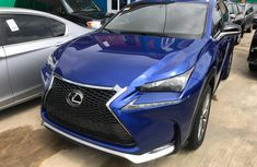 2015 Lexus NX at mileage 0 for sale in Ibadan