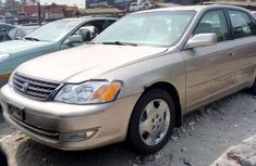 Sell well kept 2005 Toyota Avalon automatic at mileage 0