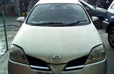 Need to sell high quality 2002 Nissan Primera at mileage 0 in Lagos