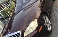 Sell used 2008 Mercedes-Benz S550 sedan at mileage 0