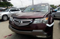 Sharp used other 2007 Acura MDX suv car at attractive price