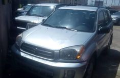 Sell cheap grey 2003 Toyota RAV4 automatic in Lagos