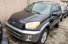 Well maintained 2003 Toyota RAV4 automatic for sale at price ₦1,450,000