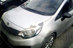 Best priced grey 2012 Kia Rio sedan at mileage 0