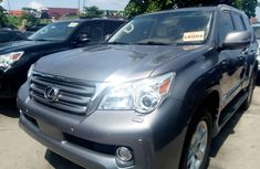 Well maintained grey 2012 Lexus GX automatic for sale