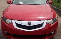 Clean used 2013 Acura TSX sedan for sale in Lagos