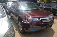 2008 Acura MDX suv automatic for sale at price ₦3,400,000 in Lagos