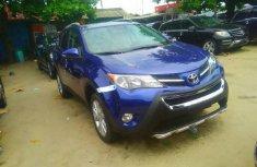 Sell high quality 2014 Toyota RAV4 in Lagos