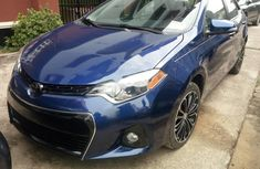 Sell high quality 2016 Toyota Corolla in Lagos