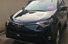 Sell blue 2018 Toyota RAV4 in Lagos at cheap price