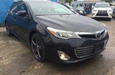 Sell high quality 2013 Toyota Avalon sedan automatic in Lagos